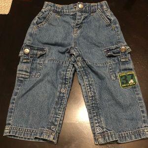 John Deere Blue Jeans